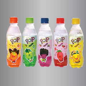 CARBONATED FRUIT FLAVOURED DRINK