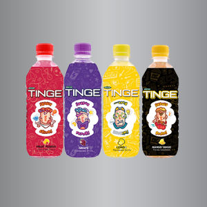 NON-CARBONATED FRUIT FLAVOURED DRINK